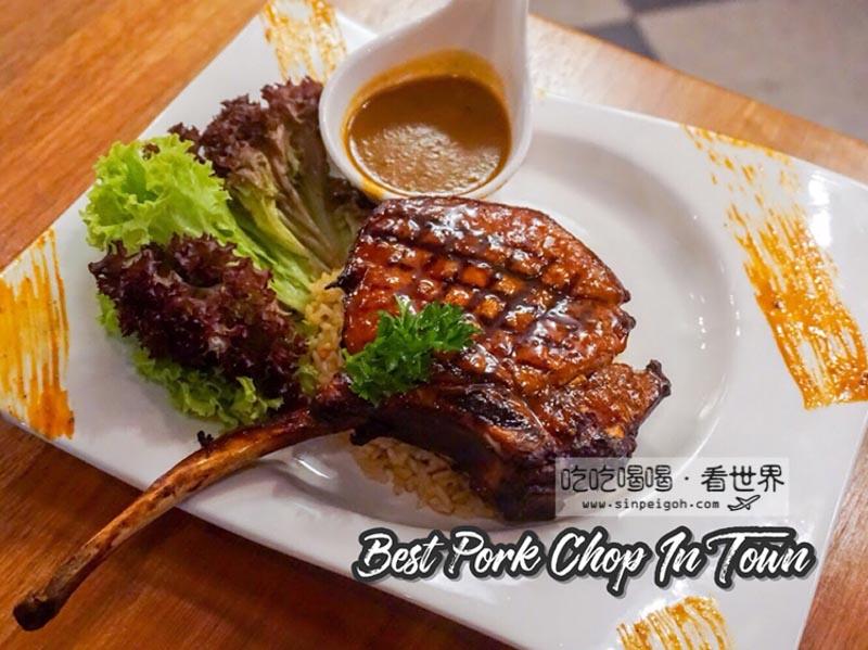 吃吃喝喝看世界 UFB 城裡最棒豬扒 Best Pork Chop In Town