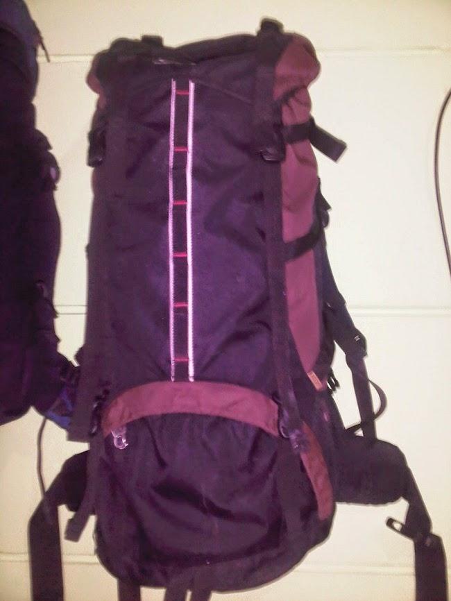 Carrier Bag 60/80/100L | Avonturir Solo - Sewa menyewa jadi lebih mudah di Spotsewa