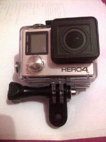 GoPro Hero 4 Silver Set | Murni GoPro - Sewa menyewa jadi lebih mudah di Spotsewa