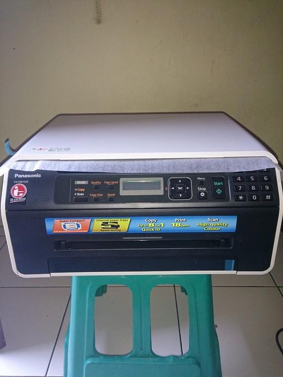 Sewa Fotocopy Panasonic KX-MB1500 di toko Go Print daerah Jakarta Utara, DKI Jakarta - Sewa menyewa jadi lebih mudah di Spotsewa