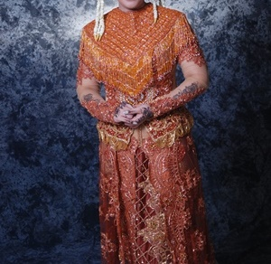 Baju Adat Palembang | Diamond Wedding Service