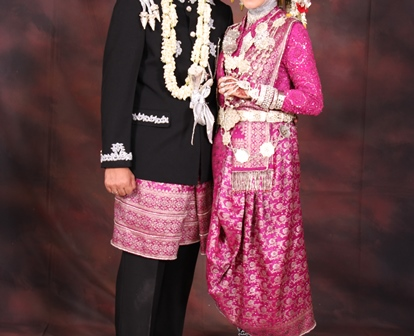 Baju Adat Aceh | Diamond Wedding Service