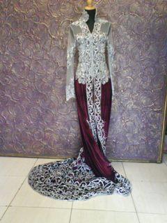 Sewa Kebaya di toko Diamond Wedding Service daerah Jakarta Selatan, DKI Jakarta - Sewa menyewa jadi lebih mudah di Spotsewa