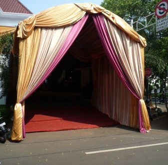 Tenda Diamond | Diamond Wedding Service
