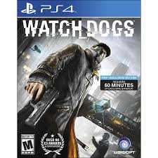 Watch Dogs PS4 | Pangky Ming Shop