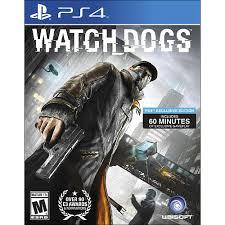 Watch Dogs PS4 | Pangky Ming Shop - Sewa menyewa jadi lebih mudah di Spotsewa