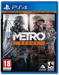Metro Redux PS4 | Pangky Ming Shop - Sewa menyewa jadi lebih mudah di Spotsewa