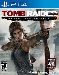 Tomb Raider Definitive Edition PS4 | Pangky Ming Shop