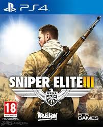 Sniper Elite III PS4 | Pangky Ming Shop - Sewa menyewa jadi lebih mudah di Spotsewa
