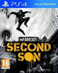 Infamous Second Son PS4 | Pangky Ming Shop