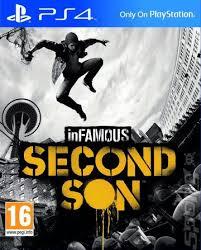 Infamous Second Son PS4 | Pangky Ming Shop - Sewa menyewa jadi lebih mudah di Spotsewa
