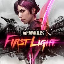 Infamous First Light PS4 | Pangky Ming Shop - Sewa menyewa jadi lebih mudah di Spotsewa