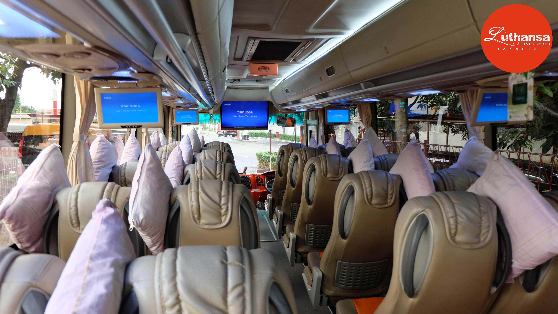 Medium Bus 31-33 Seats | Sky Transport