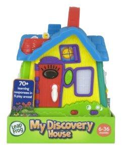 Leapfrog Discover House | Sylpojessica Toys Rental - Sewa menyewa jadi lebih mudah di Spotsewa