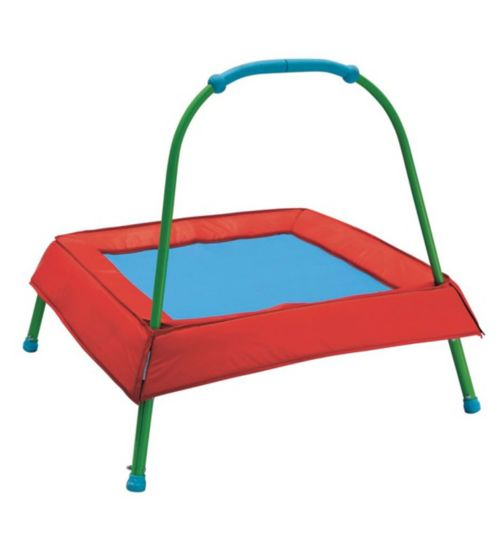 ELC Junior Trampoline | Sylpojessica Toys Rental - Sewa menyewa jadi lebih mudah di Spotsewa