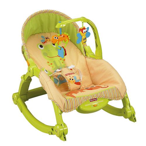 Newborn-to-Toddler Portable Rocker | Sylpojessica Toys Rental - Sewa menyewa jadi lebih mudah di Spotsewa