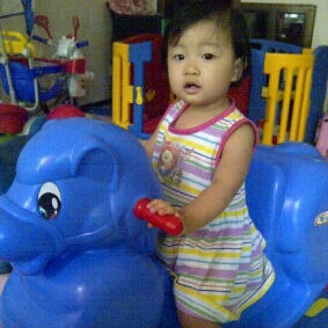 Sewa Haenim Rocking Horse di toko Sylpojessica Toys Rental daerah Surabaya, Jawa Timur - Sewa menyewa jadi lebih mudah di Spotsewa