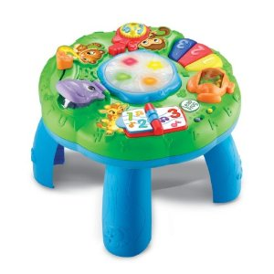 Leap Frog Animal Adventure Learning Table | Sylpojessica Toys Rental - Sewa menyewa jadi lebih mudah di Spotsewa
