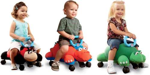 Little Tikes Pillow Racers | Sylpojessica Toys Rental