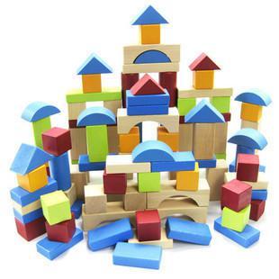 ELC Wooden Blocks | Sylpojessica Toys Rental - Sewa menyewa jadi lebih mudah di Spotsewa
