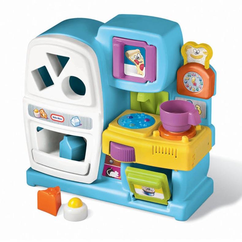 Little Tikes Discover Sounds Kitchen | Sylpojessica Toys Rental - Sewa menyewa jadi lebih mudah di Spotsewa