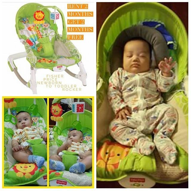 Sewa Newborn-to-Toddler Portable Rocker di toko Sylpojessica Toys Rental daerah Surabaya, Jawa Timur - Sewa menyewa jadi lebih mudah di Spotsewa