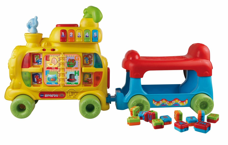 VTech Alphabet Train | Sylpojessica Toys Rental - Sewa menyewa jadi lebih mudah di Spotsewa