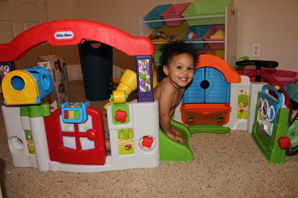 Little Tikes Activity Garden | Sylpojessica Toys Rental