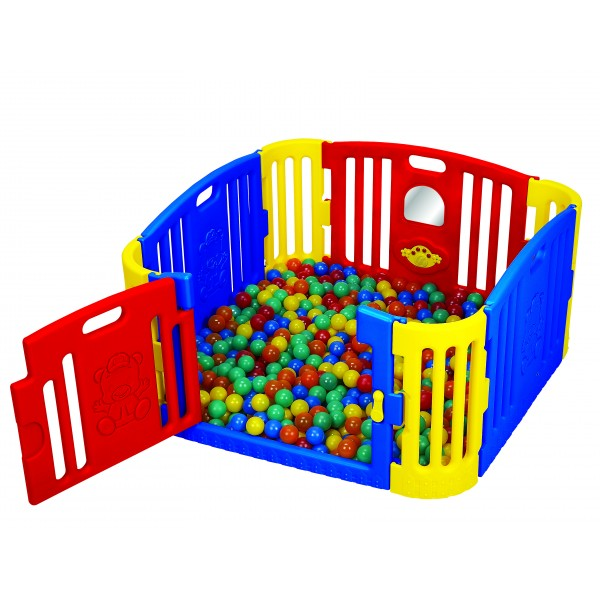 Baby Bear Zone with Balls | Sylpojessica Toys Rental - Sewa menyewa jadi lebih mudah di Spotsewa