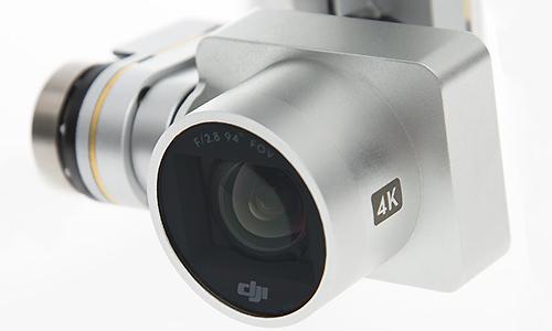 Drones DJI Phantom 3 Professional | Kamera Udara
