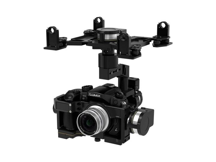 Drones DJI S900 + Zenmuse Z15 HDSLR Panasonic GH4 | Kamera Udara