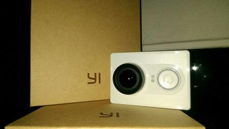 Xiaomi Yi | Sewa ActionCam - Sewa menyewa jadi lebih mudah di Spotsewa