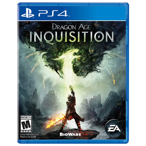 Dragon Age : Inquisition Playstation 4 | Smiley Kids