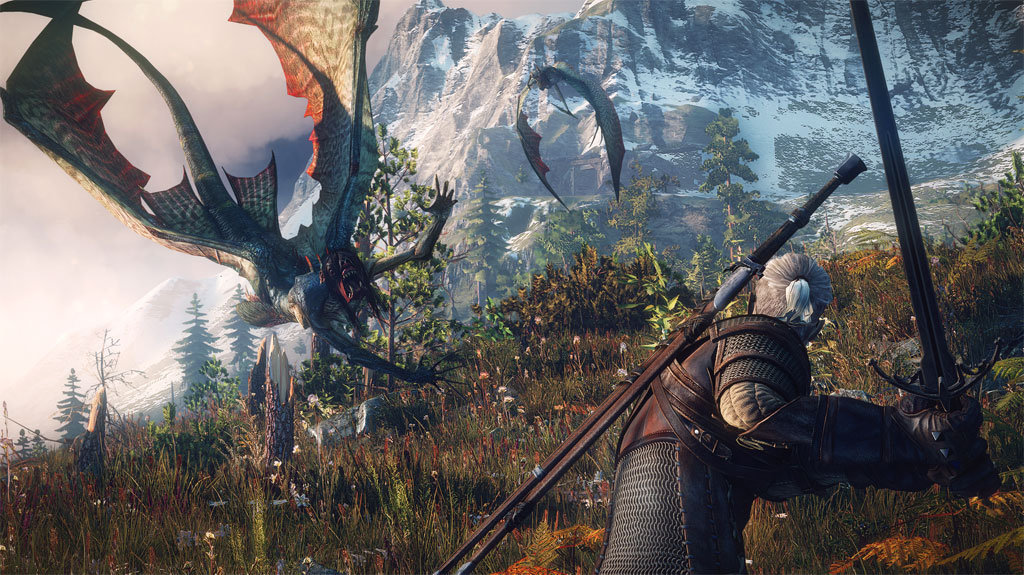The Witcher 3 : Wild Hunt Playstation 4 | Smiley Kids