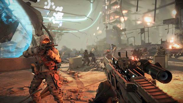 Killzone : Shadow Fall | Smiley Kids
