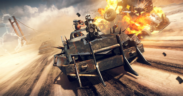Mad Max Playstation 4   Smiley Kids