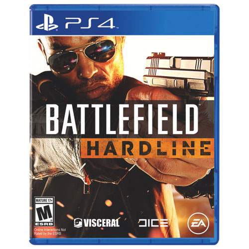 Battlefield Hardline Playstation 4 | Smiley Kids