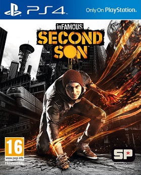 inFamous : Second Son Playstation 4 | Smiley Kids - Sewa menyewa jadi lebih mudah di Spotsewa
