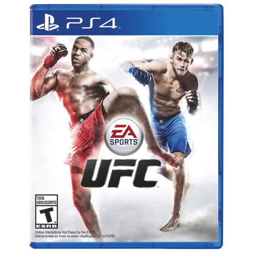 UFC Playstation 4 | Smiley Kids