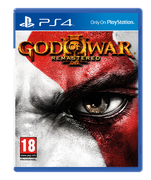 God of War 3 Remastered Playstation 4 | Smiley Kids - Sewa menyewa jadi lebih mudah di Spotsewa