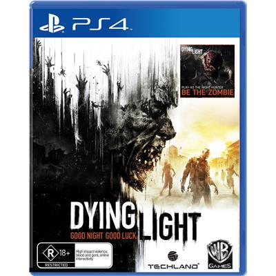Dying Light Playstation 4 | Smiley Kids