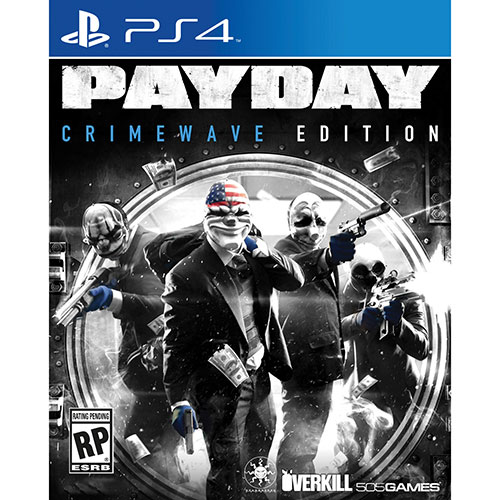 PayDay 2 Playstation 4 | Smiley Kids