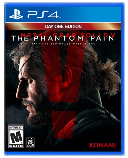Metal Gear Solid V : The Phantom Pain | Smiley Kids - Sewa menyewa jadi lebih mudah di Spotsewa