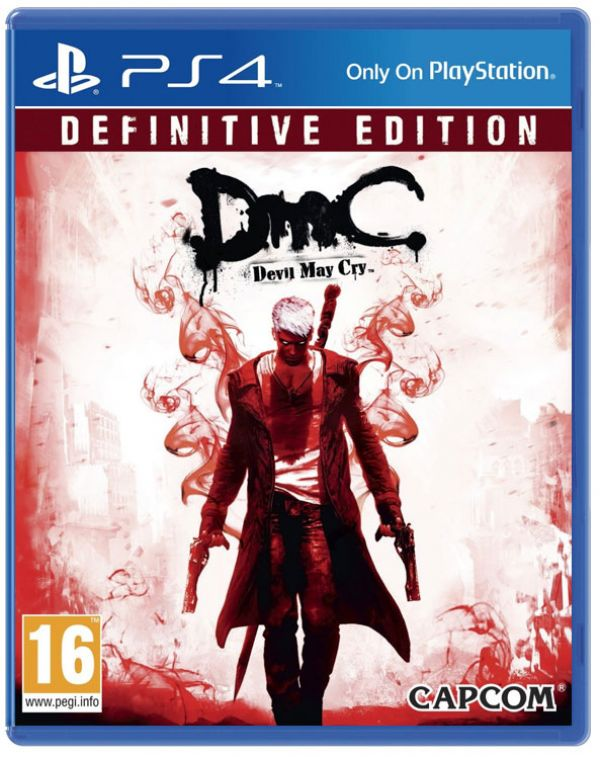 Devil May Cry Playstation 4 | Smiley Kids - Sewa menyewa jadi lebih mudah di Spotsewa