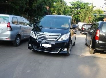 Toyota Alphard New 2015 | Rons Car