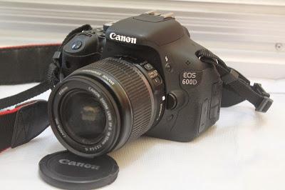 CANON 600D | TS Multimedia - Sewa menyewa jadi lebih mudah di Spotsewa
