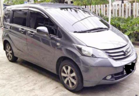 Honda Freed | ALRAI Rent Car - Sewa menyewa jadi lebih mudah di Spotsewa
