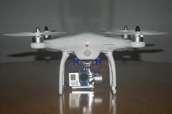 Drone DJI Phantom + GoPro Hero 4 | OSM Studio - Sewa menyewa jadi lebih mudah di Spotsewa