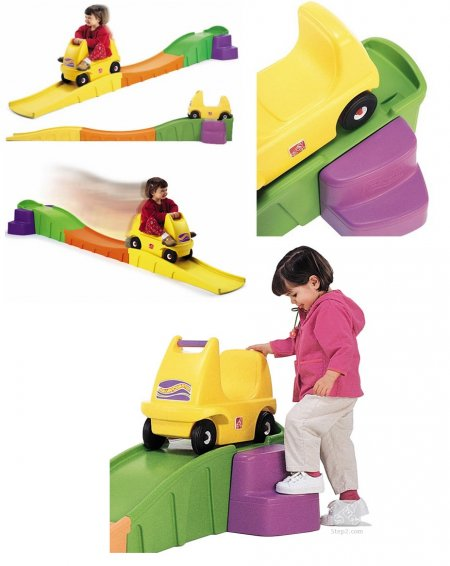 Up and Down Roller Coaster | Smiley Baby Toys - Sewa menyewa jadi lebih mudah di Spotsewa