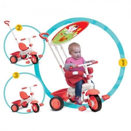 Classic Trike | Smiley Baby Toys - Sewa menyewa jadi lebih mudah di Spotsewa
